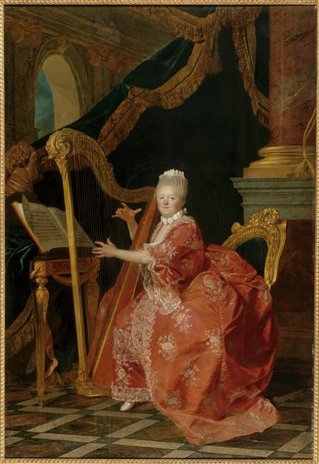 Exposition à Varsovie : Le Versailles de Marie Leszczyńska - Page 2 98-001163