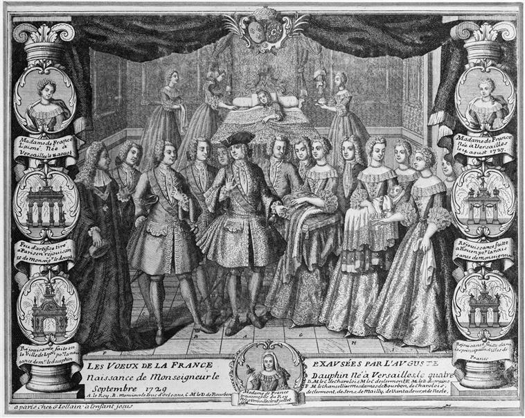 Exposition à Varsovie : Le Versailles de Marie Leszczyńska - Page 2 74-008854