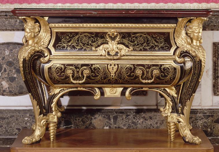 Expo au Grand Trianon : De Louis XIV à Charles de Gaulle  92-000031