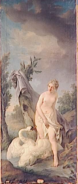 amours - La tenture des Amours des dieux au MBA d'Angers 99-000125
