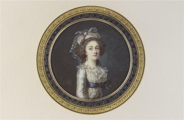 capet - Exposition Marie-Gabrielle Capet, musée beaux-arts Cean 12-503459
