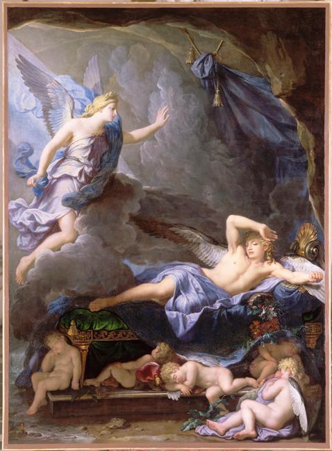 Morphée, dieu des songes 92-000215
