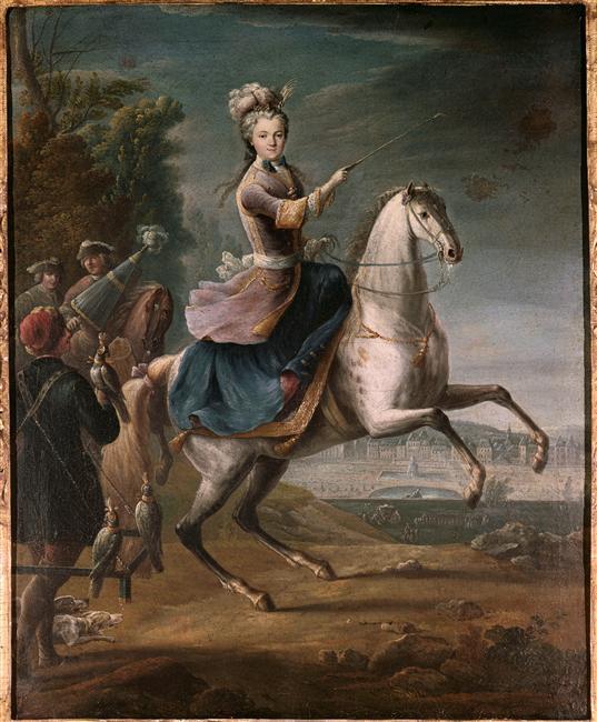 Exposition à Varsovie : Le Versailles de Marie Leszczyńska - Page 2 09-516723