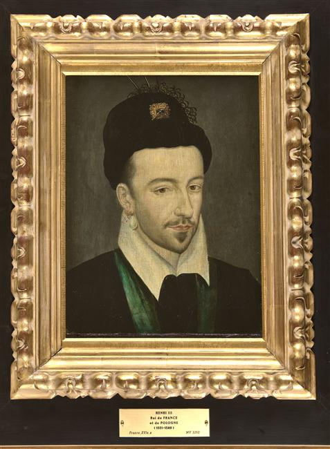 CMN-EPV - Expo Henri IV au château ducal de Cadillac - 2019 19-508704