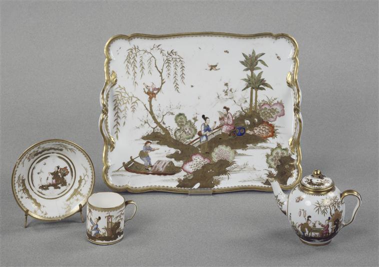 La Chine à Versailles, art & diplomatie au XVIIIe siècle 84-001266