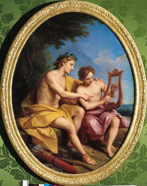 Hyacinthe, un amour malheureux d'Apollon 78-000962
