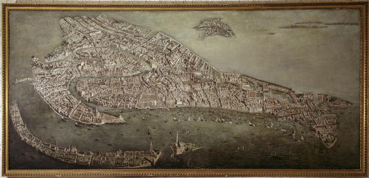 Musée Cognacq-Jay : expo Sérénissime! Venise en fête 77-000387