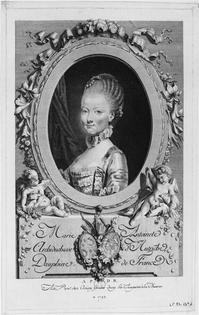 """Exposition """"Marie-Antoinette"""" de 1955 - Page 2 05-513484"""