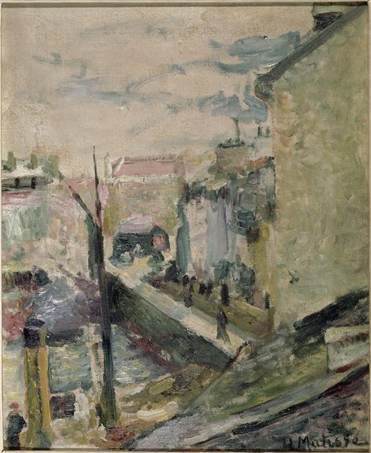 Belle-Île by Matisse