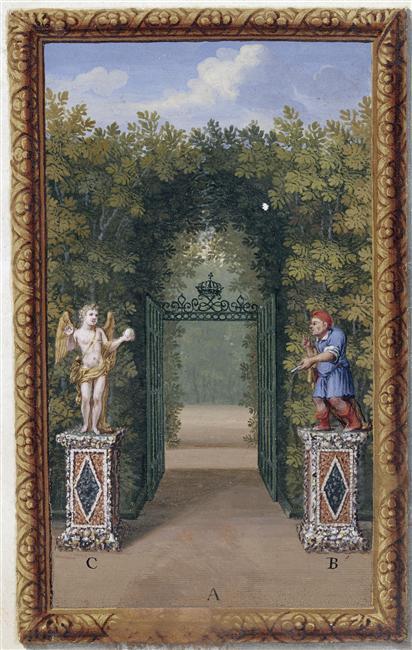 Exposition Créer pour Louis XIV, Galerie des Gobelins 00-008911
