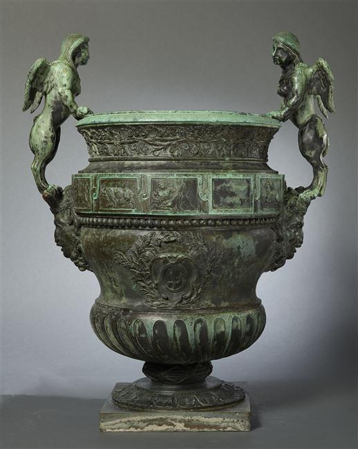 La Chimère, monstre mythologique à Versailles 14-541775