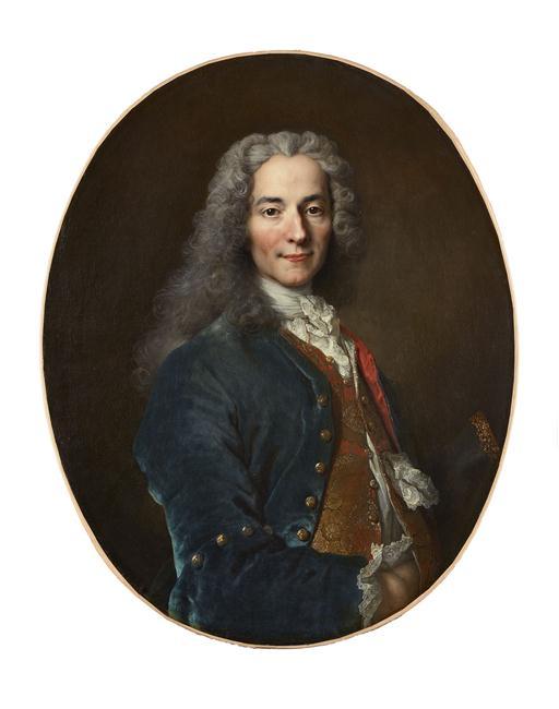 Secrets d'histoire consacré à Voltaire 17-617927