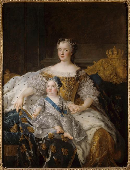 Exposition à Varsovie : Le Versailles de Marie Leszczyńska - Page 2 89-000310-02