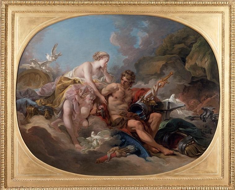 Vulcain ou Héphaïstos, dieu du feu et des forges 03-012673