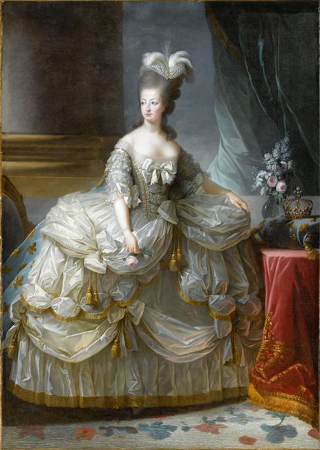 Conciergerie : Marie-Antoinette métamorphoses d'une image 10-518100