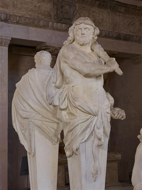 Hercule, héros antique et allégorie royale 17-502148