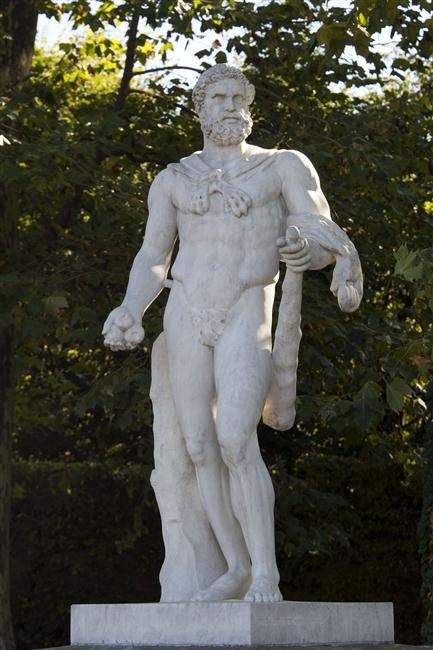 Hercule, héros antique et allégorie royale 17-503145