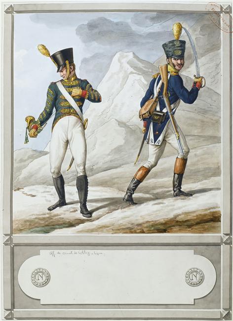 Instruments de musique de la Grande Armee 06-524276