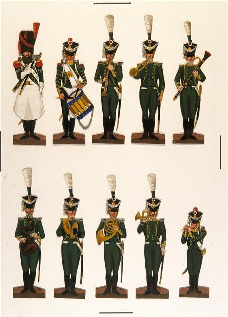 Instruments de musique de la Grande Armee 06-512402