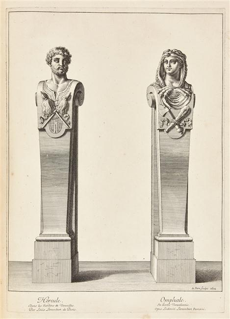 Omphale, reine de Lydie 18-532592
