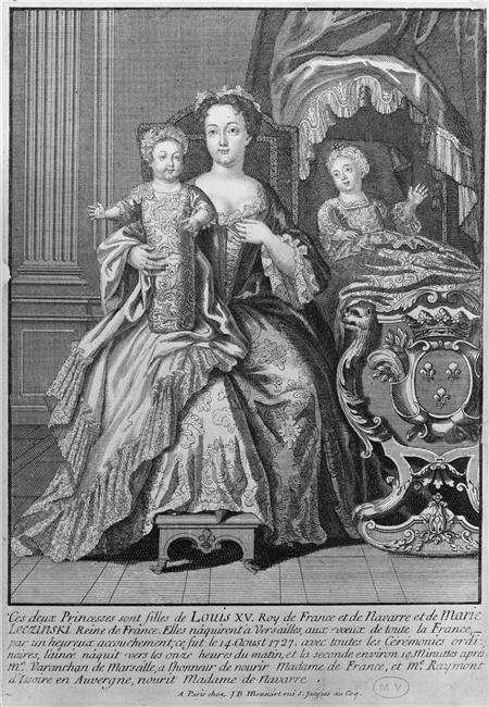 Exposition à Varsovie : Le Versailles de Marie Leszczyńska - Page 2 74-009445