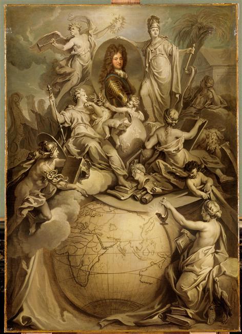 Exposition à Varsovie : Le Versailles de Marie Leszczyńska 93-000745-02