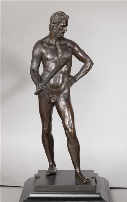 Hercule, héros antique et allégorie royale 13-532601