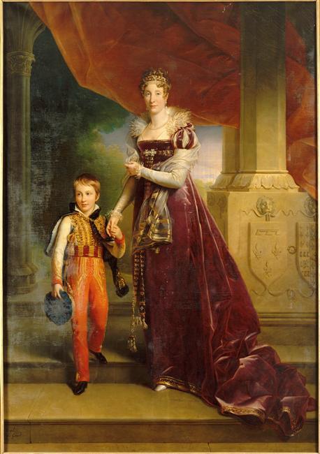 c2rmf à Versailles : Restauration des peintures 87-001200