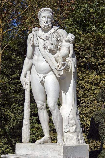 Hercule, héros antique et allégorie royale 17-502980