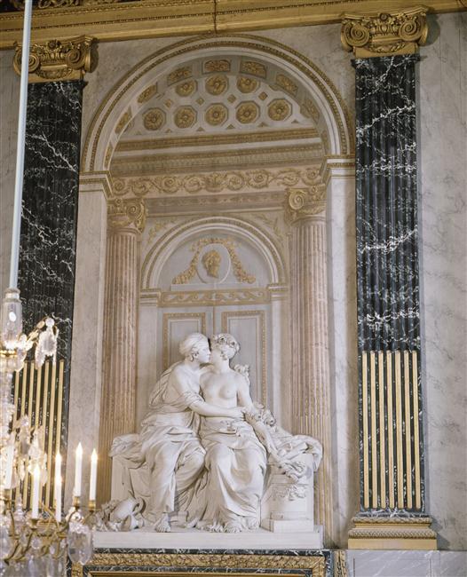 Exposition pierre antoine demachy versailles for Chambre louis xvi versailles