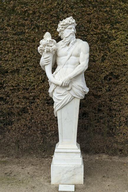 Acheloos ou Achelous, le dieu fleuve à Versailles 17-502262