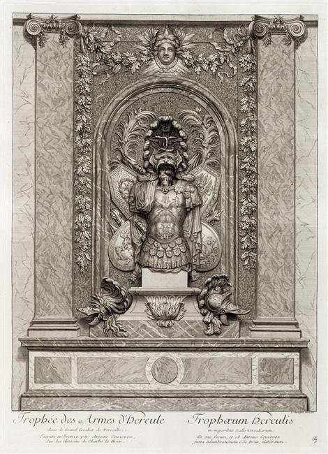 Hercule, héros antique et allégorie royale 02-010355