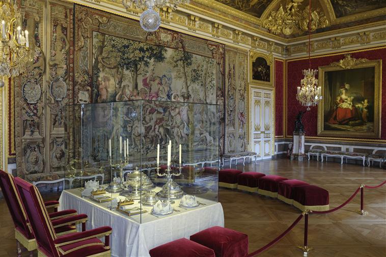 La Nef de table et les Cadenas 11-532782