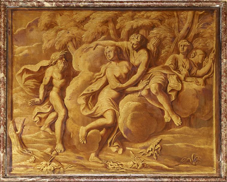 Aréthuse, nymphe néréide de Diane métamorphosée en source 13-604799
