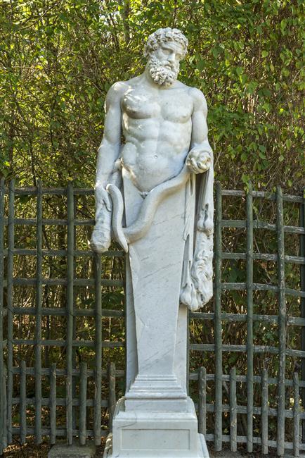 Hercule, héros antique et allégorie royale 17-502226