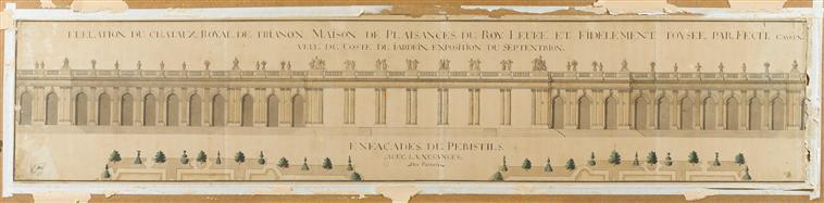Expo au Grand Trianon : De Louis XIV à Charles de Gaulle  08-543392