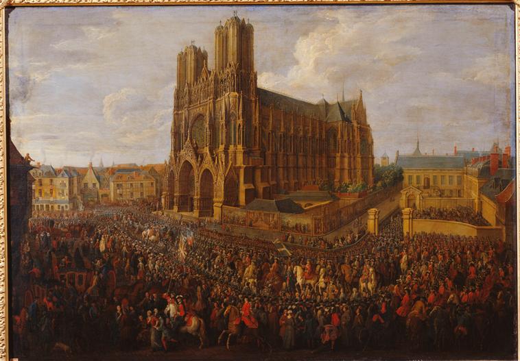 Splendeurs des sacres royaux  - Reims - Palais du Tau   - Page 2 87-000903-03