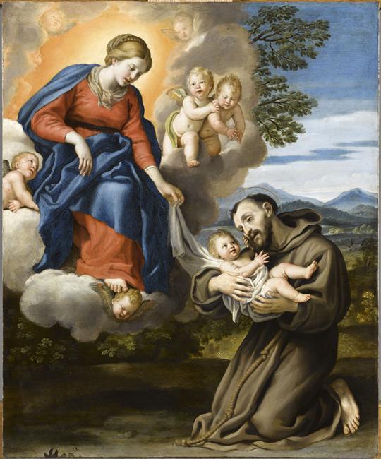 Prière Mariale de Saint François d'Assise : « Salutation à la Vierge Marie  » – Centre Romand de l'Apostolat Mondial de Fatima