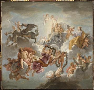 Exposition Versailles et l'Antique (2012)  95-001525