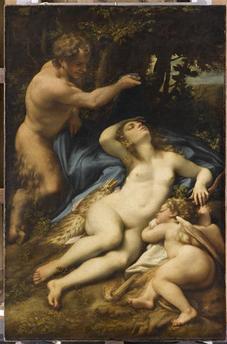 Antiope, mortelle aimée de Jupiter 13-536140