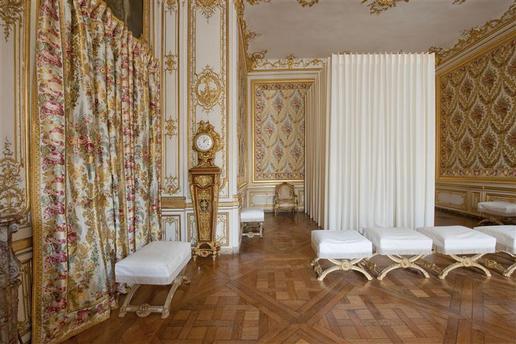 This Is Versailles: Louis XV's Bedroom