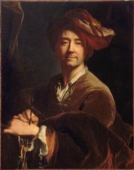 Hyacinthe Rigaud ou le portrait Soleil, expo Versailles 2020 97-001510
