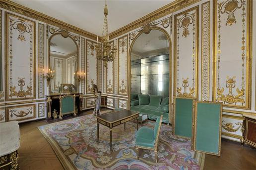 this is versailles the golden cabinet