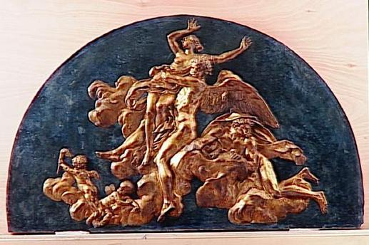 Expo. Archives nat. Les décors de la Chancellerie d'Orléans 97-001768
