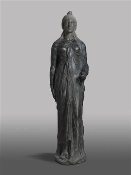 Le déesse Isis, une rare égyptienne à Versailles 06-503110