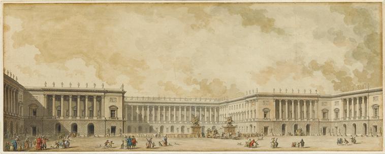 Exposition Versailles et l'Antique (2012)  08-543405