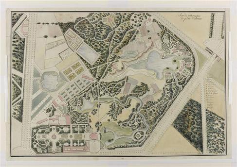 R union des mus es nationaux grand palais for Jardin anglais du petit trianon