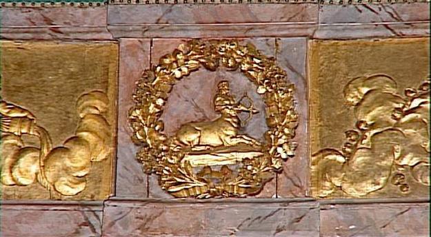 Le centaure, une créature fabuleuse à Versailles  97-013195