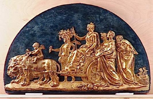 Expo. Archives nat. Les décors de la Chancellerie d'Orléans 97-001756