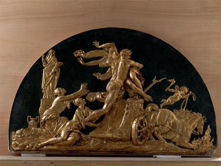 Expo. Archives nat. Les décors de la Chancellerie d'Orléans 97-001748